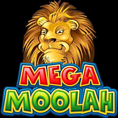 Progressive slot machine Mega Moolah jackpot