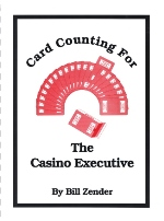 Blackjack Book: Card Counting for the Casino Executive
